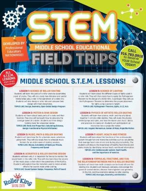 stem field trip