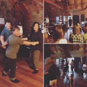 sock hop dance