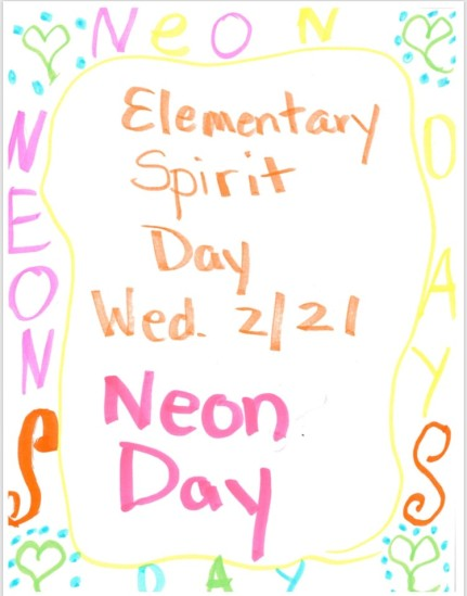 Neon Day_Elementary