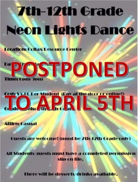 Neon Lights Dance Postponed_website