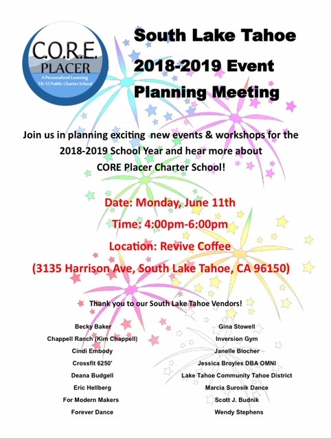South Lake Tahoe_2018.19 Event Planning Meeting Flyer